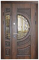 Двери с ковкой класса Люкс Термопласт™ Модель 12