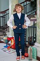 Школьная форма для девочки жилет и брюки