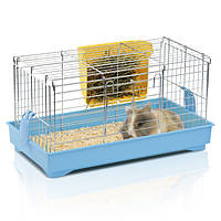 Клетка для морских морских свинок и кроликов Imac Cavia 1, голубой