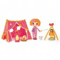 Кукла Minilalaloopsy Санни на кемпинге