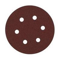 Шлифовальная бумага самоклеющаяся Milwaukee 4932371598, 150 мм, зерно 80, 25 шт. (4932371598)