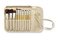 Эко-набор кистей для макияжа класса Люкс 10 шт Eco Luxe - 10 Piece Brush Set BH Cosmetics Оригинал