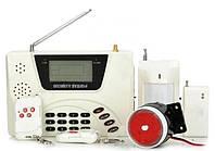 GSM сигнализация для дома с датчиком движения.
