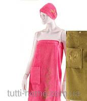 Набор для сауны Бамбук FAKILI женский