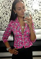 Женский пиджак 7 видов печати  , фото 1