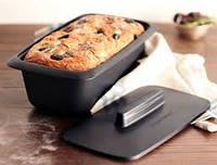 Кастрюля УльтроПро прямоугольная 1,8 л — идеальна для выпечки  хлеба, батона, разнообразных пирогов.