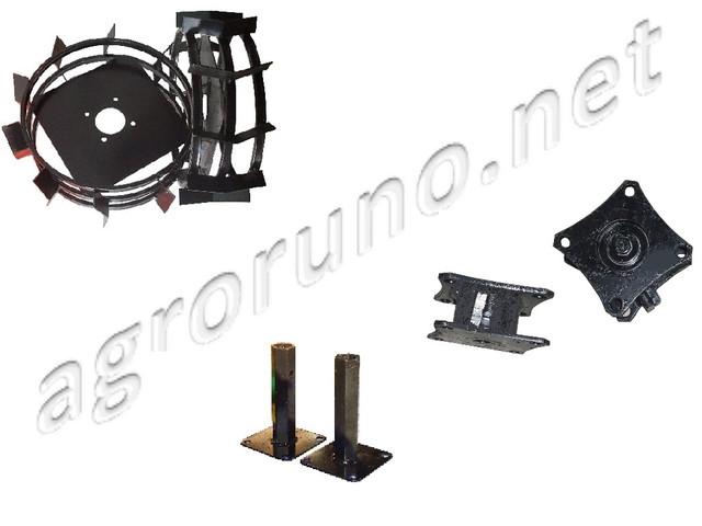 Колесные опоры, ролики и промышленные колеса для тележек.