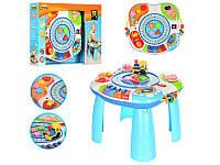 Развивающий игровой столик для малышей WinFun 0801-07