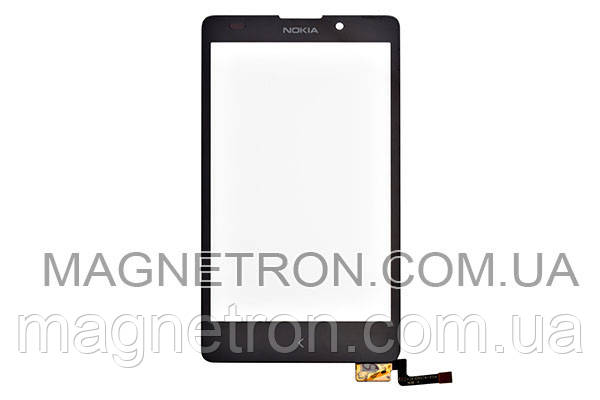 Тачскрин для мобильного телефона Nokia Dual Sim XL, фото 2