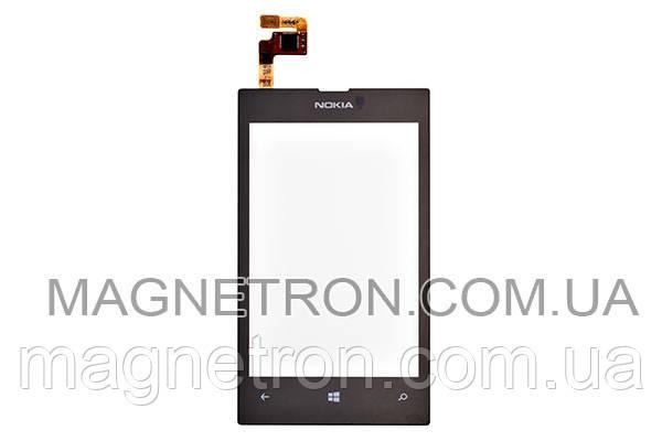 Сенсорный экран для телефона Nokia Lumia 520, фото 2