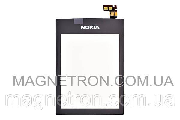 Тачскрин для телефона Nokia Asha 300, фото 2