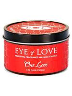 One Love массажная свеча с возбуждающим эффектом