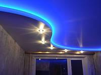 Натяжные потолки с подсветкой Киев