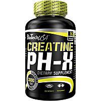Креатин BioTech Creatine pH-X (90 капс)
