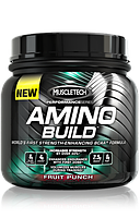 BCAA аминокислоты MuscleTech Amino Build (260 г)