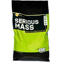 Гейнер Optimum Nutrition Serious Mass (5,4 кг)