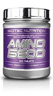 Аминокислоты Scitec Nutrition Amino 5600 (200 таб)