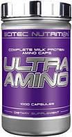 Аминокислоты Scitec Nutrition Ultra Amino (1000 капс)