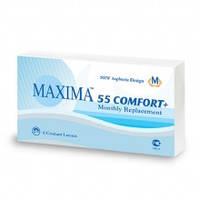 Контактные линзы Maxima 55 Comfort+