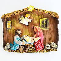 """Керамическое панно """"Рождество"""""""