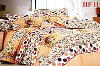 Эконом постельное белье из поликоттона  ПF