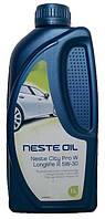 Моторное масло синтетика Neste (Несте) CityPro W Longlife III 5w30 1л.