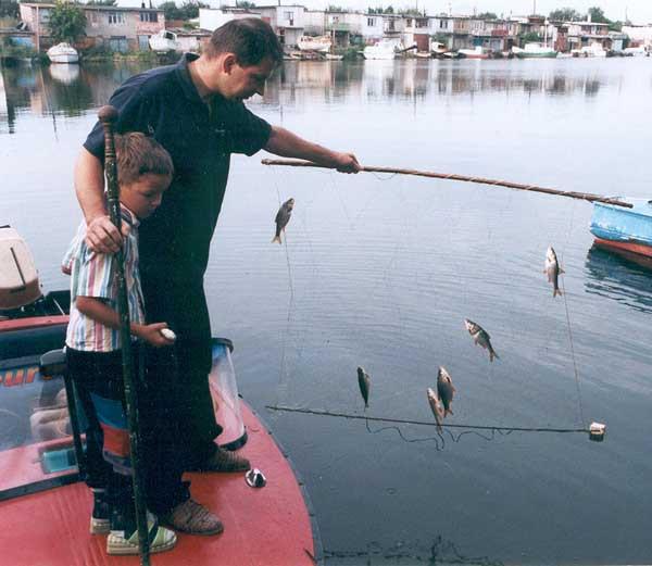 Телевизоры для рыбалки своими руками