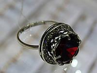 Кольцо серебряное с куб.цирконием
