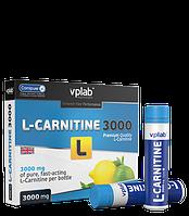 Жиросжигатели карнитины VPLab L-Carnitine 3000 7х25ml