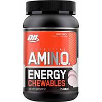 Аминокислоты Amino Energy Chewables (75 таб)