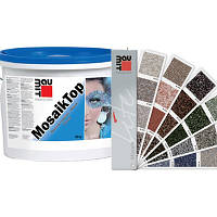Baumit MosaikTop мозаичная штукатурка (зерно 2,0мм) /36 Цветов 25кг