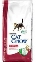 Корм Cat Chow  для здоровья мочевыводящей системы 0.4 кг