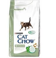 Сухой корм CAT CHOW для стерилизованных кошек 1.5 кг