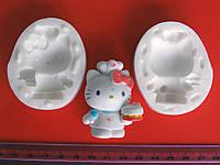 Молд для мастики Китти кондитер 3D