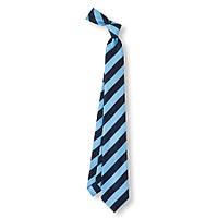 Детский школьный полосатый галстук для мальчика, на возраст 4-7 лет.(арт.3724)