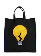 Коттоновая сумка POOLPARTY Electro