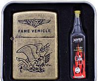Бензиновая Зажигалка STAR 3864 Новинка в сигаретном мире Подарочная Бензиновая Зажигалка Удиви друга подарком