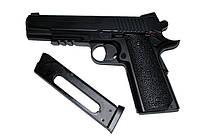 Пневматический пистолет KWC 1911 KM-42 ZDHN metal slide