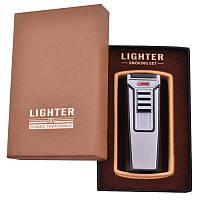 Подарок другу Огонь всегда с собой Новинка Подарочная Зажигалка XT 3784 Стильный дизайн Оригинальный