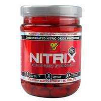 Bsn - USA  Nitrix 2.0 90 tab. Позволяет существенно ускорить рост силы и массы