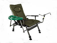 Кресло карповое Elektrostatyk F5R ST/P