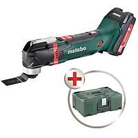 Аккумуляторный универсальный инструмент Metabo MT 18 LTX MetaLoc (613021710)