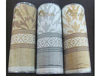 Велюровое полотенце в тубе 50х100 Orient