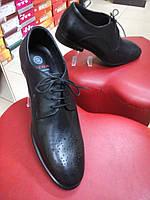 Туфли мужские из натуральной кожи премиум класса  МИДА 11855.