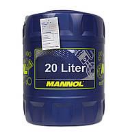 Гидравлическое парафиновое масло MANNOL Hydro HV ISO 46 20л.