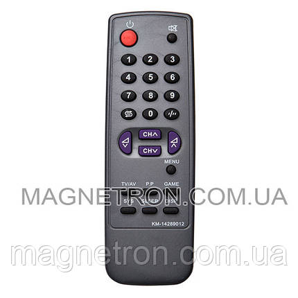 Пульт дистанционного управления для телевизора Patriot KM-1428 9012, фото 2