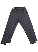 Детские леггинсы-брюки под джинс