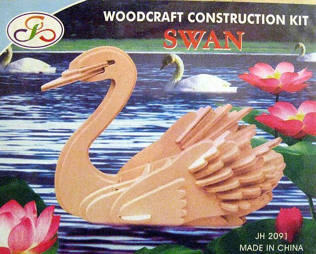 Конструктор деревянный «