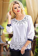 Красивая женская блуза  0950