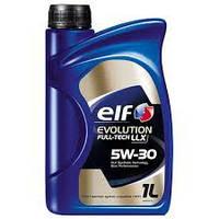 Моторное синтетическое масло ELF(эльф) Evolution Full-Tech LLX 5W-30 1л